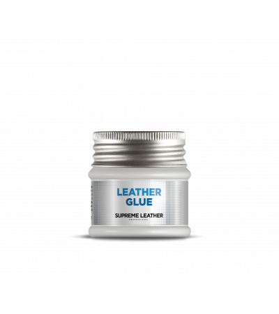 Leather glue