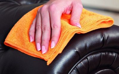 Leather armchair care | Leather chair protection