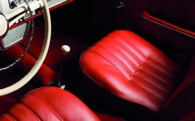 Car leather paint | Colouring car seats - Supreme Leather