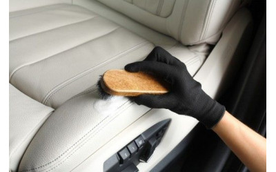 Leather seat cleaner | Leather car seat cleaning
